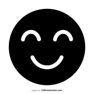 Slightly Happy Emoji Image