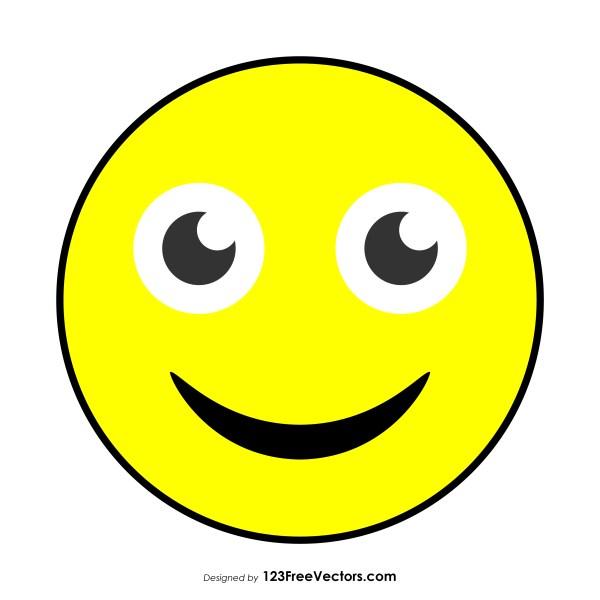 Laughing Emoji Vector