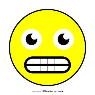 Grimacing Face Emoji