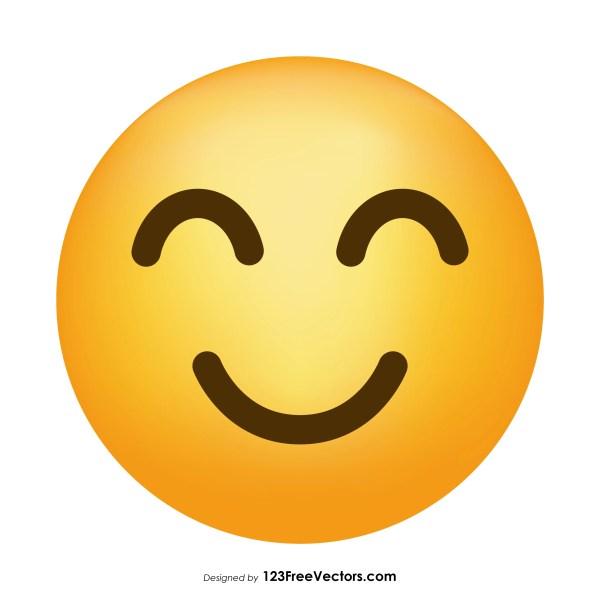 Happy Face Clip Art Free