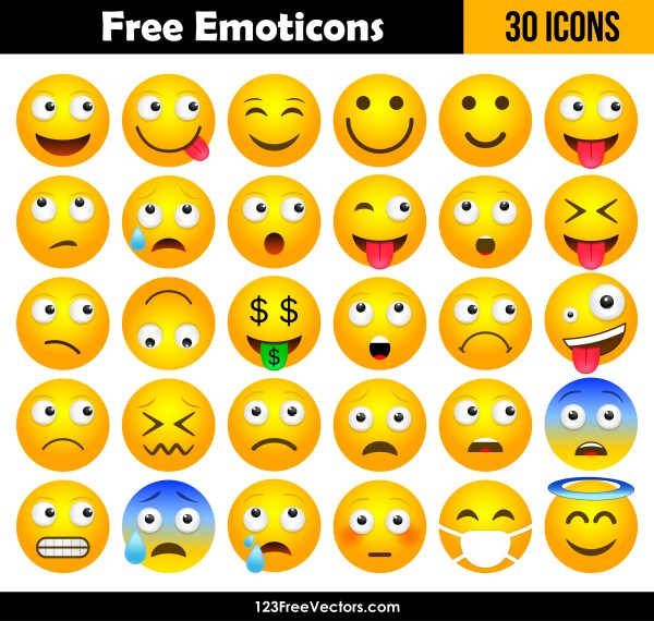 Emoticon Pack Free Download