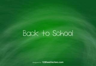 Chalkboard Vector Free