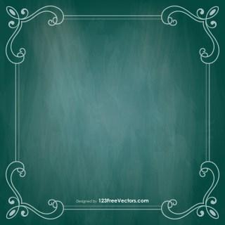 Free Chalkboard Template