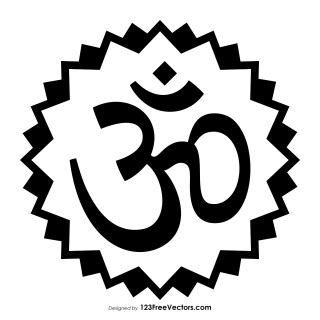 Om Logo Free Download