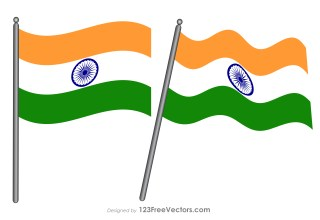 Indian Flag Images