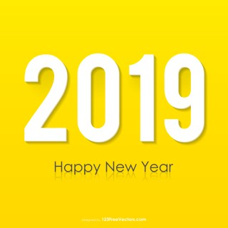 Happy New Year 2019 Image