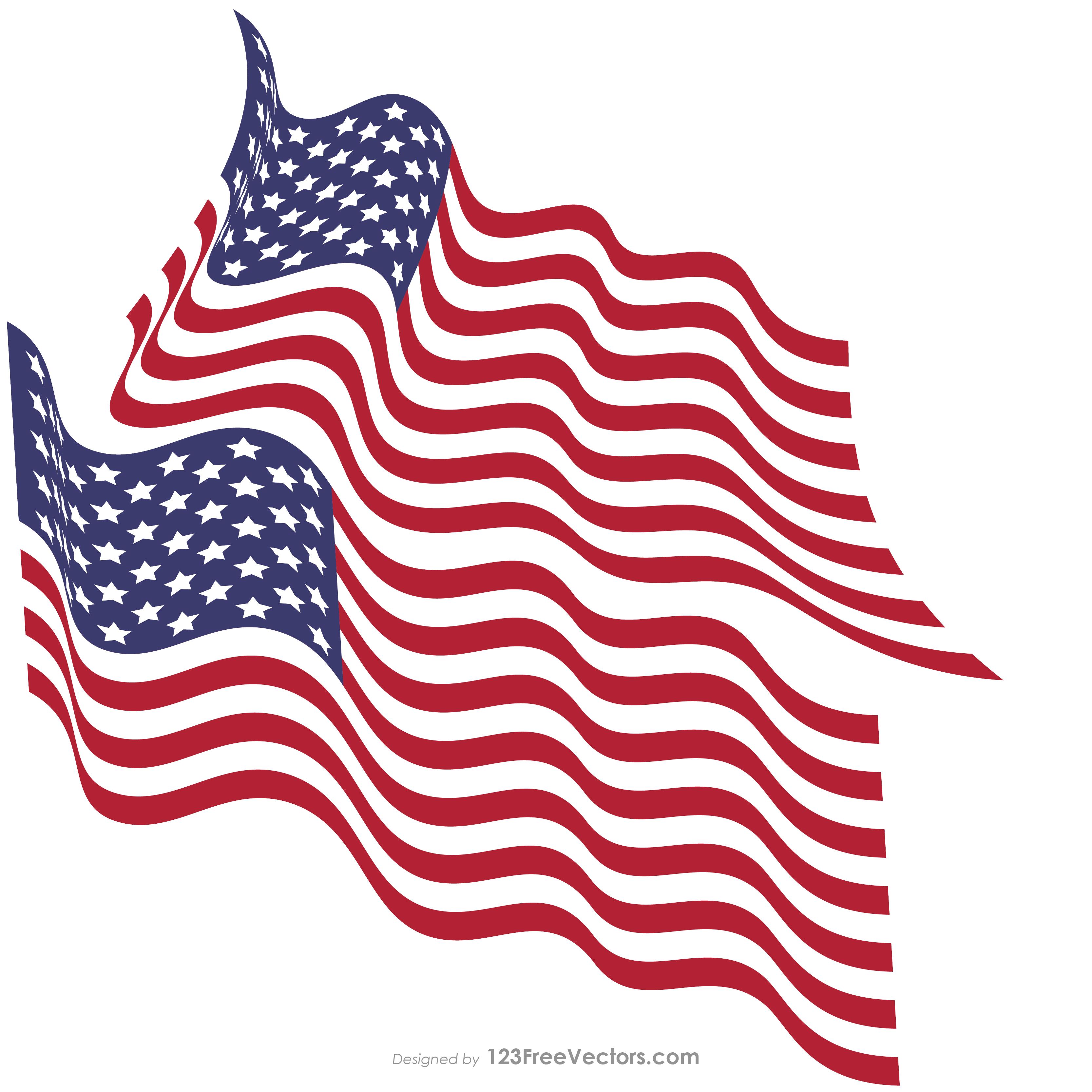 90+ USA Flags Vectors | Download Free Vector Art & Graphics