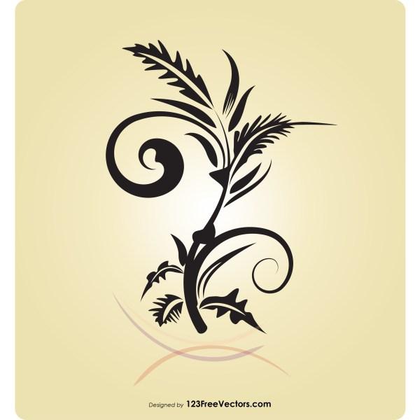 Vector Ornament Element