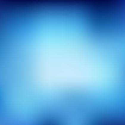 Blue Blurred Background Image