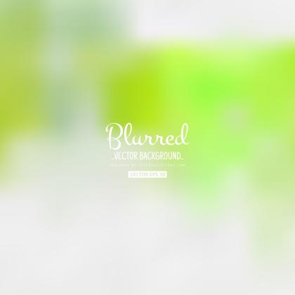 Light Green Blurred Background Graphics