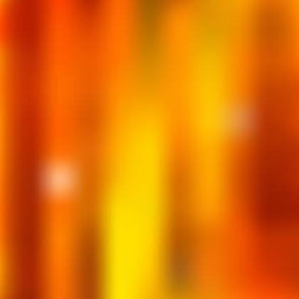 Orange Blur Background