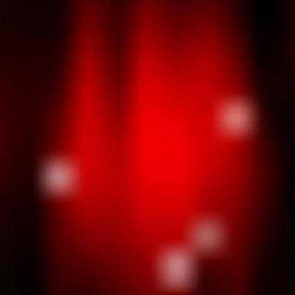 Blurred Black Red Background