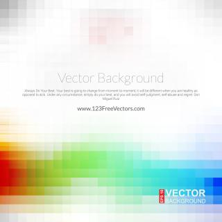 Abstract Colorful Square Vector Background Download