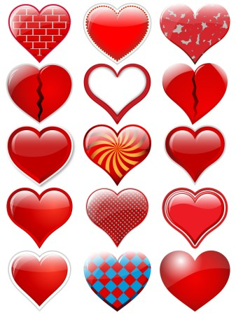 Heart Vector Pack