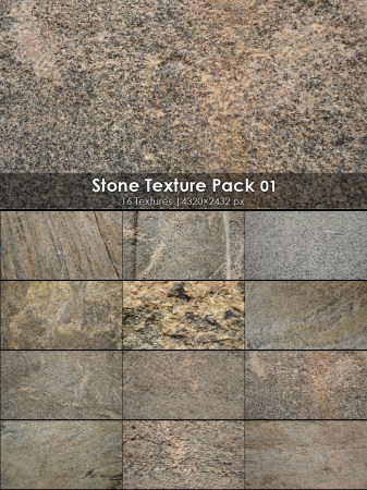 Stone Texture Pack-01