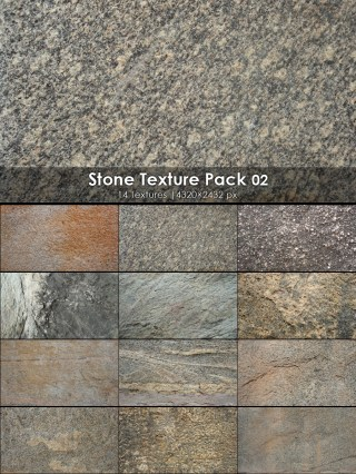 Stone Texture Pack-02
