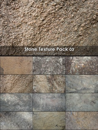 Stone Texture Pack-03