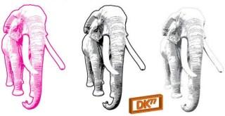Elephant Free Vector