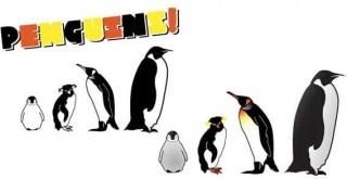 Penguin Free Vectors