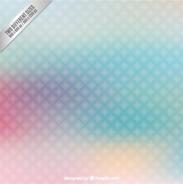 Abstract Background in Pastel Colors Free Vector