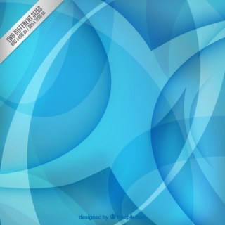 Abstract Circles Background Free Vector