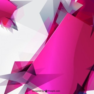 Abstract Sharp Shapes Background Free Vector