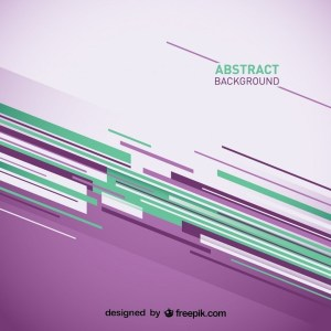 Abstract Straight Lines Background Free Vector