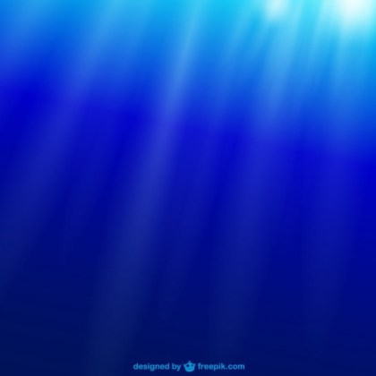Abstract Underwater Free Vector