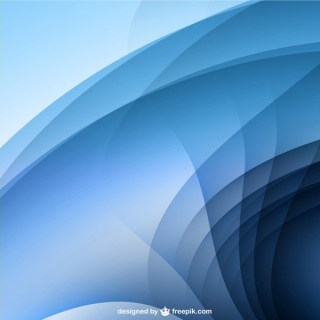 Abstract Wave Shape Background Free Vector