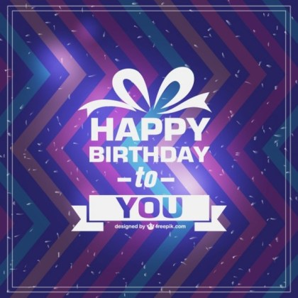 Anniversary Card Free for Download Free Vector