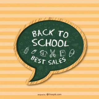 Back to School Free Free Vector