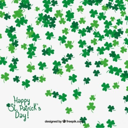 Background of St Patricks Day Free Vector