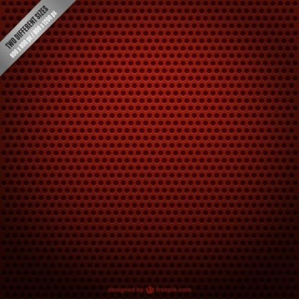 Background Texture with Dots Free Vector