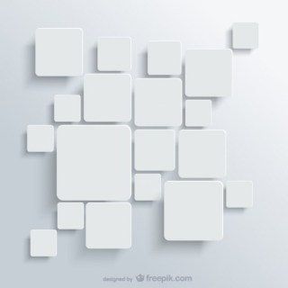 Background with White Squares Free Free Vector