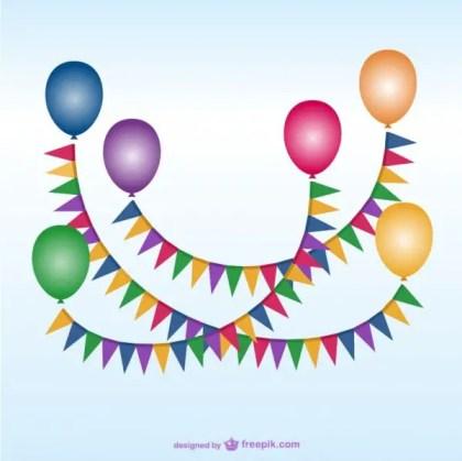 Balloon  Free Vector