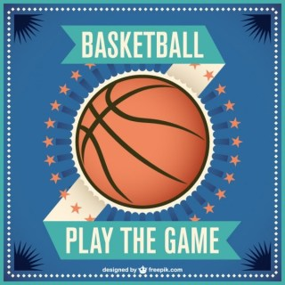 Basketball Ball Free Vector