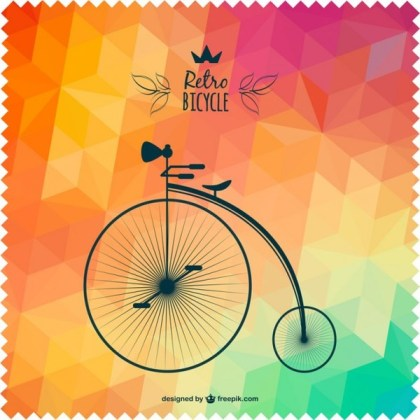 Bicycle Free Illustration Free Vector