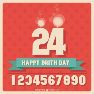 Birthday Design Free Download Free Vector
