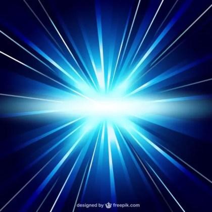 Blue Light Background Free Vector