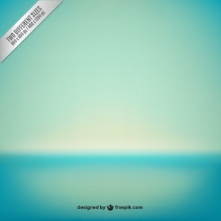 Blurred Background in Blue Tones Free Vector