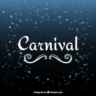 Carnival Fireworks Free Vector