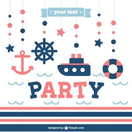 Children's Party Free Vector