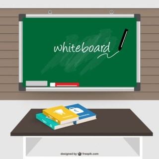 Clasroom Template Free Free Vector