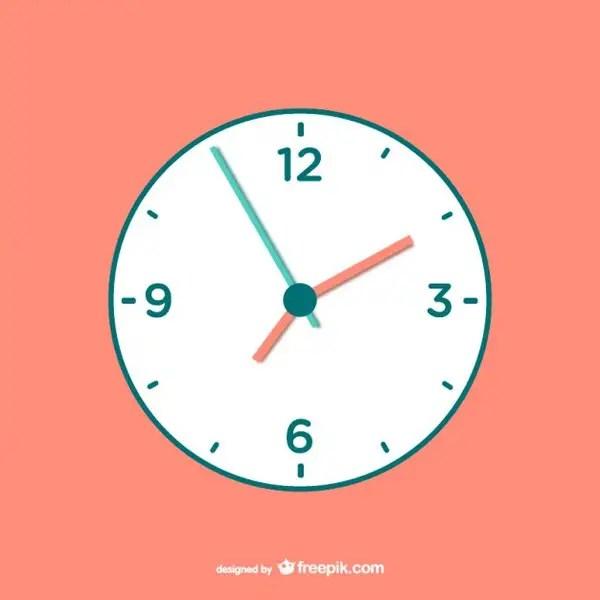 Clock Free Download Free Vector