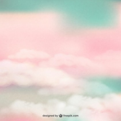 Clouds Texture Free Vector