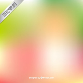 Colorful Blurred Background Free Vector