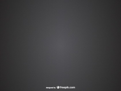 Dark Gray Perforated Background Free Vector