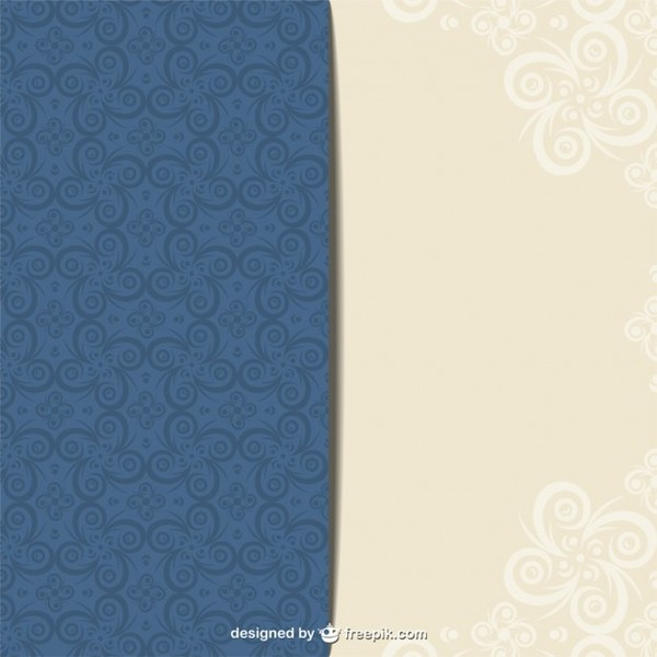 Decorative Elements Background Free Vector