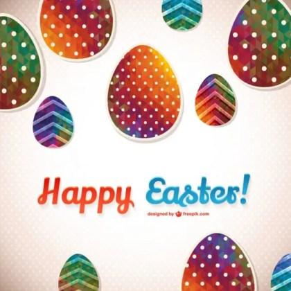 Easter Egg Wallpaper Free Vector