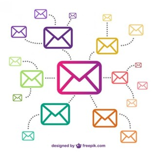 Email Conncetion Free Free Vector
